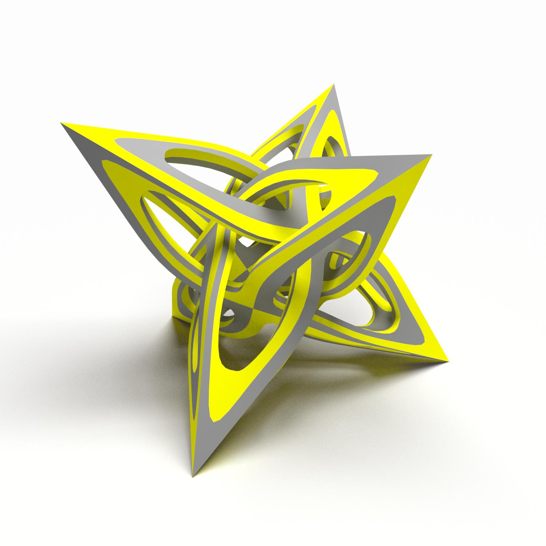 octahedronish